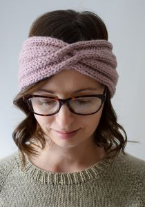 Cable Twist Headband