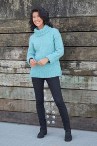 Winter Warmer Tunic