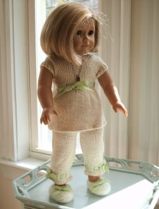 "18"" Doll Summer Fun Ensemble"