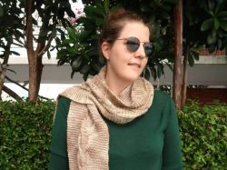 Braided Bridge Cable Scarf