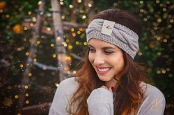 Whims Furls Knit Ear Warmer