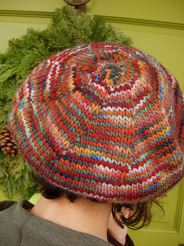 Knitting Patterns Galore One Day Beret