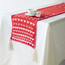 Sprinkle of Love Table Runner