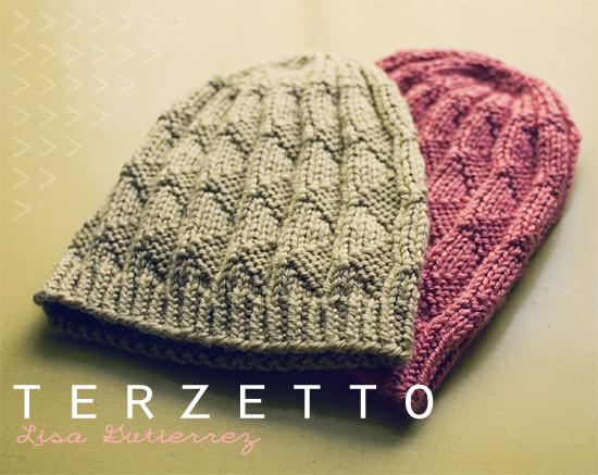 Knitted Glove Pattern : Knitting Patterns Galore - Terzetto