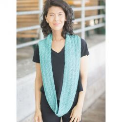 Parallelogram Infinity Scarf
