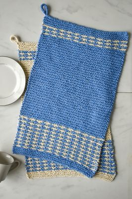 Mosaic Dish Towels