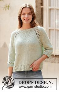 Mint Tea Sweater
