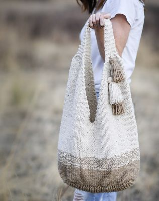 Mohave Slouchy Tote Bag