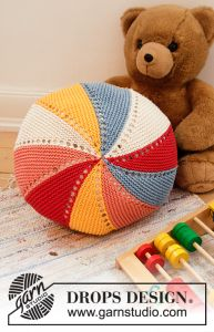Color Wheel Pillow