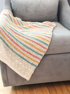 Summer Throwback Blanket