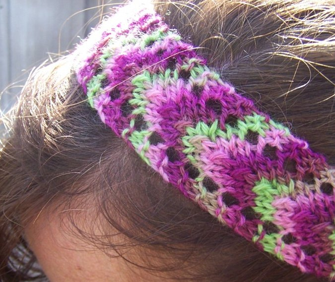 Knitting Patterns Galore Smidge Headband