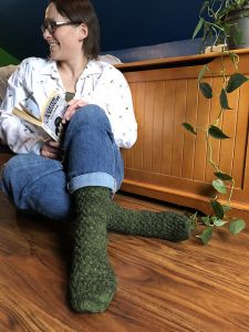 Philodendron Socks