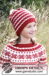 Candy Cane Lane Hat