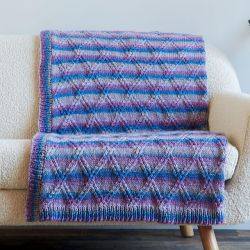 Double Lattice Blanket