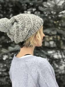 The Spiral Slouch Hat