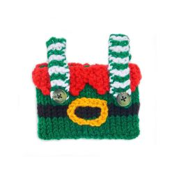 Happy Elf Gift Card Holder