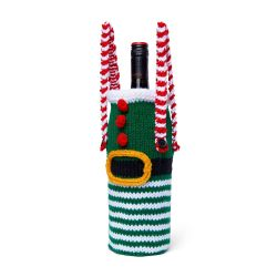 Jolly Wine Bottle Cover