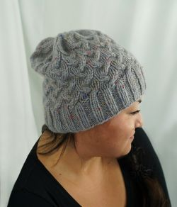 Seaside Cabled Hat