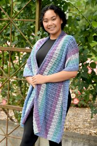 Lacy Prayer Shawl