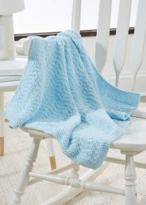 Arrow Stroller Blanket