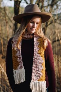Mystic Mountains Scarf