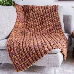 Cable Texture Blanket