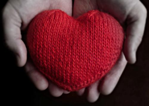 Knitting Patterns Galore My Whole Heart
