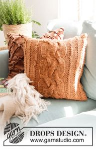 Autumn Twist Pillow