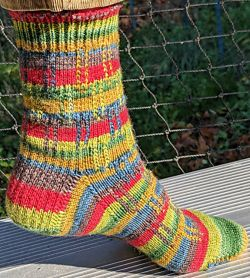 Knitloops Socks
