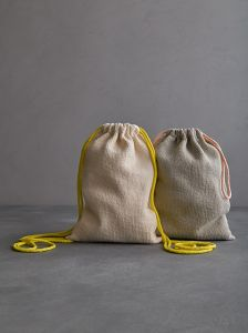 Drawstring Bag + Backpack