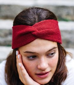 Two Twisted Headbands