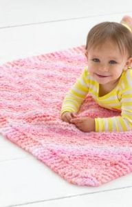 Cuddle Bug Baby Blanket