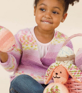 Knitting Patterns Galore Baby : Knitting Patterns Galore - Baby Garter Stitch Kamino