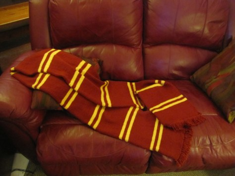 Knitting Patterns Galore Harry Potter Prisoner Of Azkaban Scarf