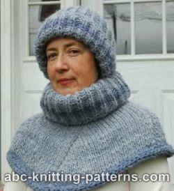 Fisherman's Rib Stay-Warm Cowl