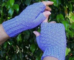 Jasmine Fingerless Mitts