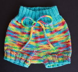 Bubble Bum Baby Bloomers