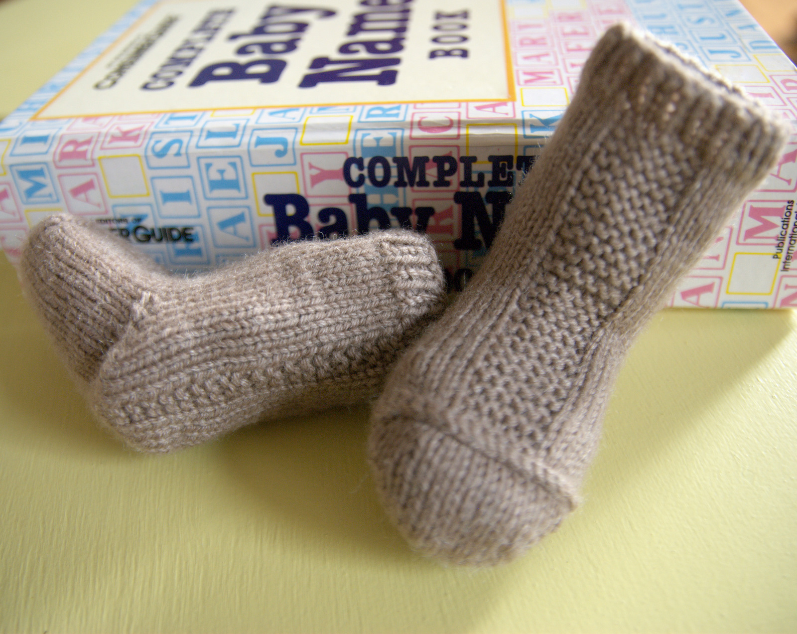 How to Knit Baby Socks: A Precious Pattern - craftsy.com