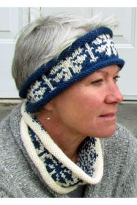 Snowflakes Headbands