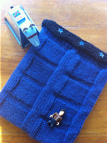 Doctor Who iPad Cozy