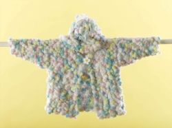 Bon Bon Baby Cardigan and Hat