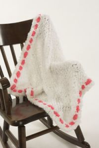 Baby Blankie with Trim