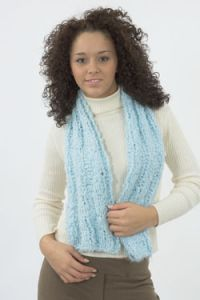 HEAVEN Ribbed Scarf