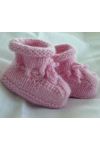 ROYAL CASHMERE Baby Booties