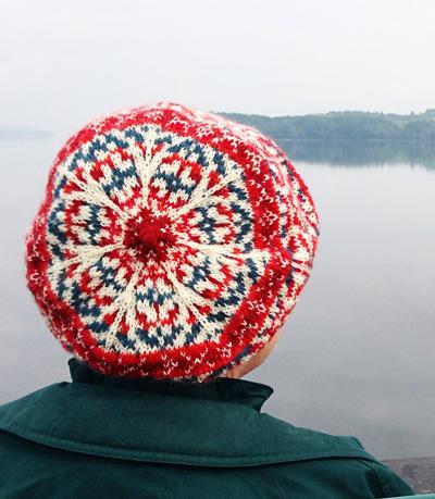 Knitting Patterns Galore Dreaming Of Shetland Tam