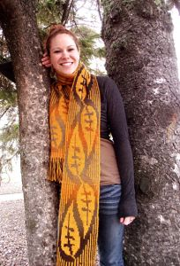 Leaves of Grass Scarf