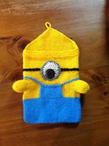 """Despicable Me"" Minion IPad Cozy"
