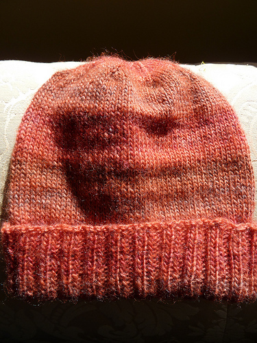 Knitting Patterns Galore Hats : Knitting Patterns Galore - St Mungos Simple Hat