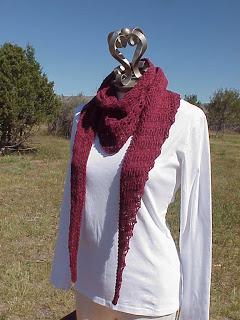 Knitting Patterns Galore Jefferson Scarf
