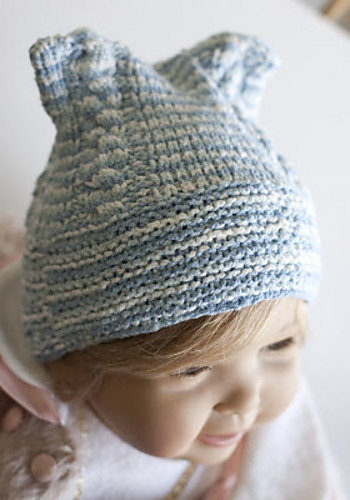 Knitting Patterns Galore Hats : Knitting Patterns Galore - Bentleys Hat